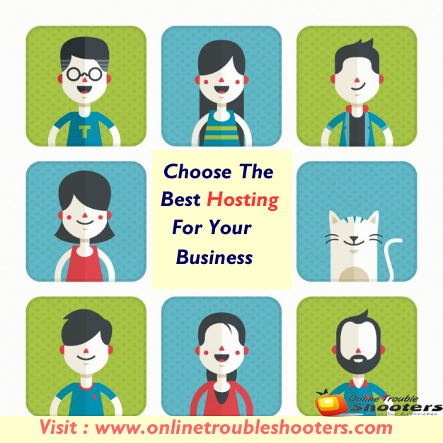 Choose the Best & Right Hosting for your Business